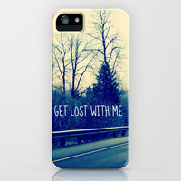 GET LOST on HWY 101 iPhone Case by Tara Yarte  | Society6