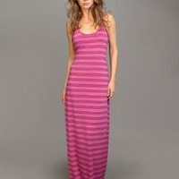 G2 Fashion Square Casual Knit Maxi Tank Dress