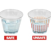 Drug Rape Prevention: DrinkSavvy Color Changing Drinkware