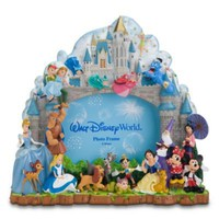 Mickey Mouse and Friends Walt Disney World Resort Photo Frame - 3'' x 5'' | Frames | Disney Store