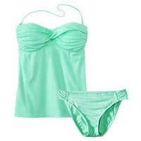 Mossimo® Women's Mix and Match Isle Green Collection
