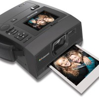 Polaroid Z340 3x4 Instant Digital Camera with ZINK (Zero Ink) Printing Technology