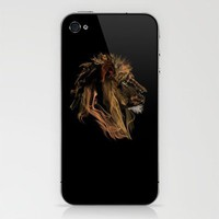 Where there's smoke there's fire! Phone Skin by Tylerfegley | Society6