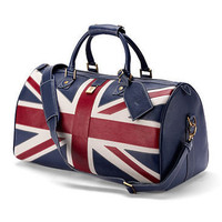 Brit Travel Bag - Leather Photo Albums, Leather Wallets, Leather Goods & Leather Gifts - Aspinal of London