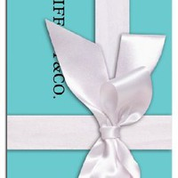 Apple Iphone 4 Hard Case Tiffany Blue Box Bow-knot