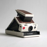 Vintage Polaroid SX70 Model 2 Camera with Case by Hindsvik on Etsy