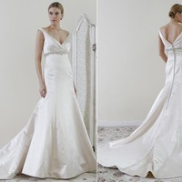 Bridal Gowns, Wedding Dresses by Alvina Valenta - Style AV9712