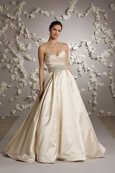 Bridal Gowns, Wedding Dresses by Lazaro - Style LZ3018