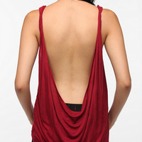 Urban Outfitters - Daydreamer LA Twisted Low Back Tank Top