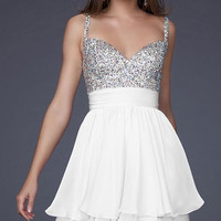 Women's White Short Prom Party Cocktail Evening Dress Gown Size:S-M-L-XL-XXL | eBay