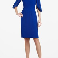 BCBGMAXAZRIA - WHAT'S NEW: LEXY STRAPPY STUDDED DRESS