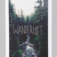 Urban Outfitters - Leah Flores For Society6 Wanderlust Art Print