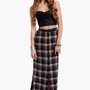 Jessie Flannel Skirt $60