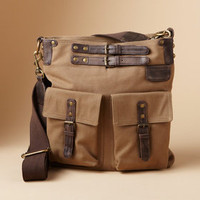 ULTIMATE CANVAS EXPLORER BAG         -                  Hand Bags & Purses         -                  Bags         -                  Footwear & Bags                       | Robert Redford's Sundance Catalog