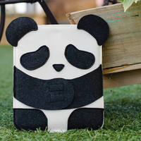 Panda from Hooby Groovy Land - iPad 1 / iPad 2 / new iPad Case