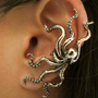 $49.00 Bronze Octopus Cuff by martymagic on Etsy
