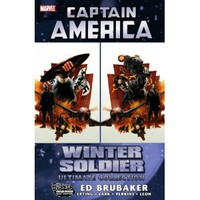 Captain America: Winter Soldier Ultimate Collection [Paperback]