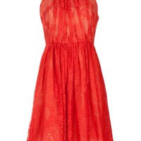 Tibi Lace Dress - Bernard - farfetch.com