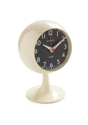 [out of stock] Second to None Clock | Mod Retro Vintage Decor Accessories | ModCloth.com