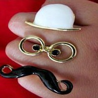 Like A Sir Ring Set from Iess
