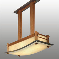 japanese lamp, hanging lamp, contemporary lamp