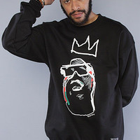 The Notorious 81 Crewneck Sweatshirt in Black : RockSmith : Karmaloop.com - Global Concrete Culture