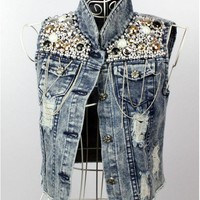 Hot Cowgirl Punk Jacket ...