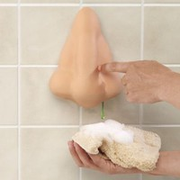 Nose Shower Gel Dispenser: Toys & Games
