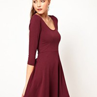 Vero Moda Skater Dress at asos.com