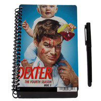 Dexter Notebook UpCycled Eco Friendly Journal