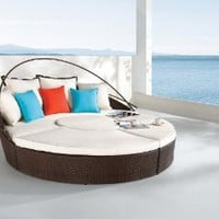 Dreamscrape - synthetic weaving chaise lounge S8013: Home &amp; Kitchen