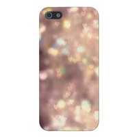 Glitter in your Heart iPhone 5 Cases from Zazzle.com
