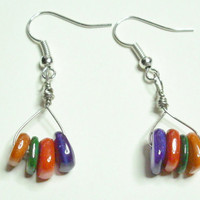 25% OFF SHOP Multi-Color Dangle Earrings