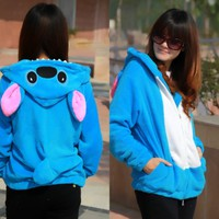 Cute Stitch Hoodie