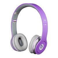 Beats by Dr. Dre Just Beats Solo On-ear Headphones with ControlTalk:Amazon:Electronics