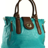 My Associates Store - Designer Inspired Vinberg Satchel/Handbag - Colors Available