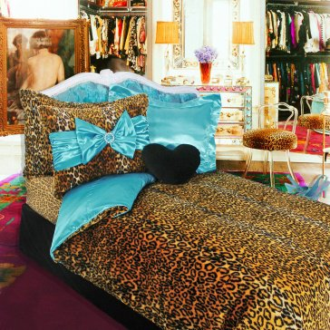 Collection details teen bedding pink from wake up frankie - Teen cheetah bedding ...