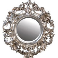 Silver Fig Mirror - Sweetpea & Willow London