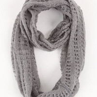 Kirra Mid Weight Infinity Scarf at PacSun.com
