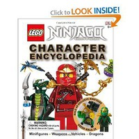 Amazon.com: LEGO Ninjago: Character Encyclopedia (9780756698126): DK Publishing: Books