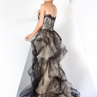 Tulle Evening Dress, Style 9706