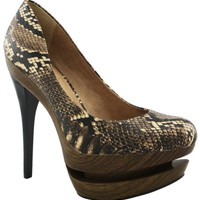 Womens Jessica Simpson Colie Heel, Multi/Snake, at shi by Journeys