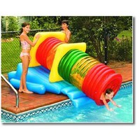 Water Park Slide for Swimming Pool & Beach: Home Improvement