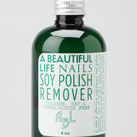 A Beautiful Life Soy Nail Polish Remover