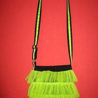 Lime Green TuTu Purse