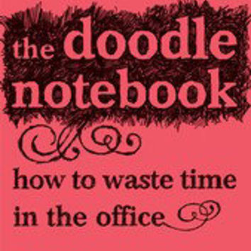 Thames  Hudson Publishers  |  Essential illustrated art books | The Doodle Notebook