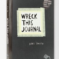 Urban Outfitters - Wreck This Journal (Expanded Edition) By Keri Smith