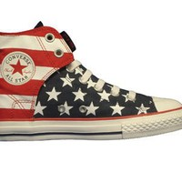 Converse Chuck Taylor All Star Hi Top Easy Slip Red/White/Blue