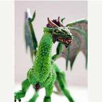 SALE NOW Ends 12/14 Woodland Dragon 8x12 Photography by thebqe