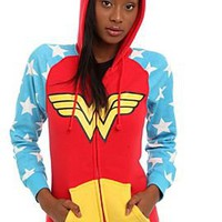 DC Comics I Am Wonder Woman Girls Hoodie - 332031